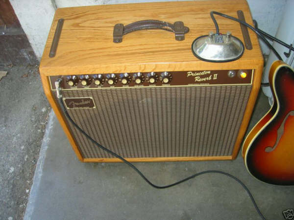 Fender Princeton Reverb II gallery page