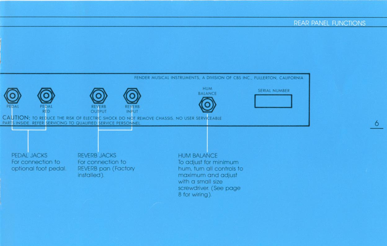 100+ [ Fender Owners Manual ] | Fender Super 60 112 U0026 210 Owners ...